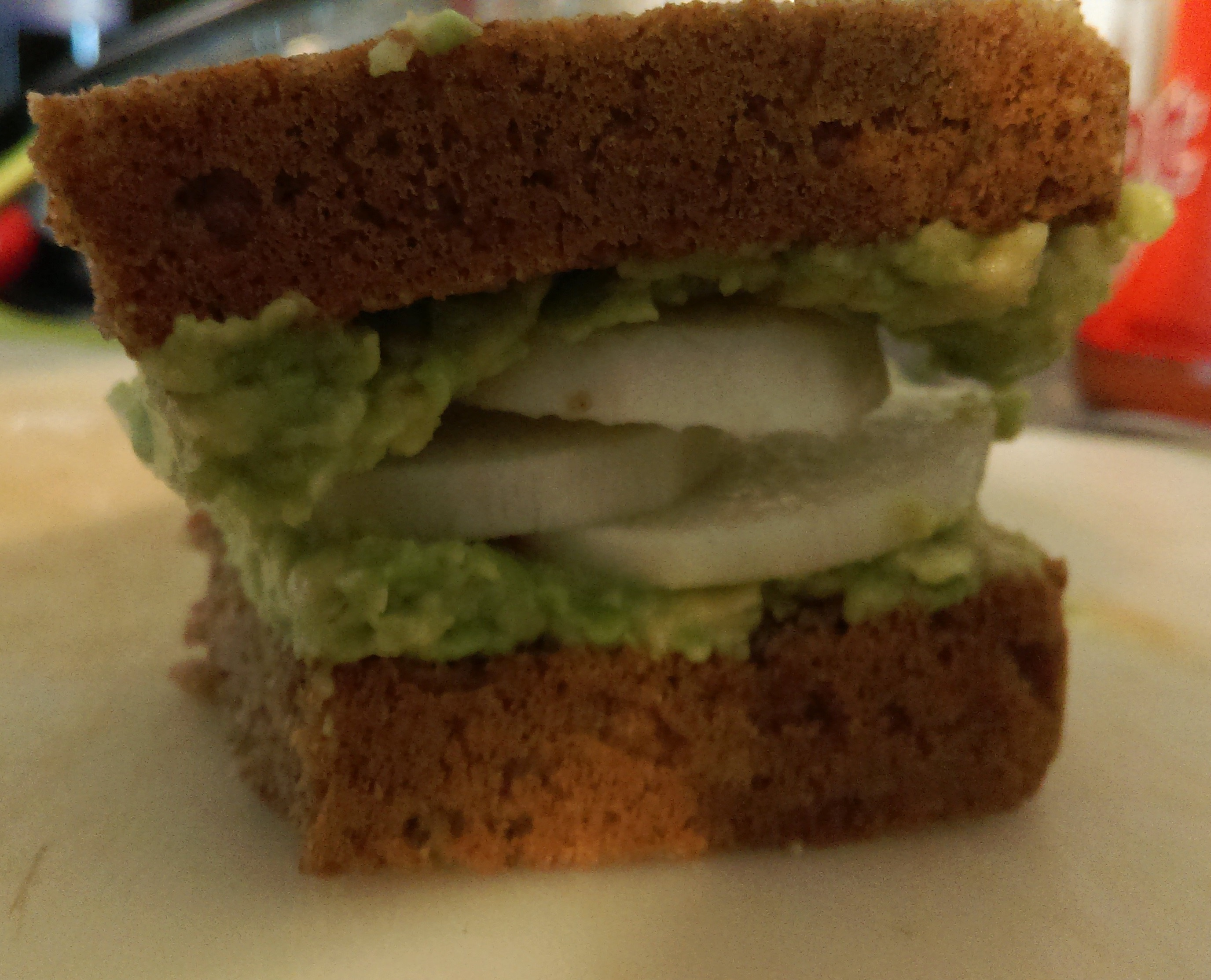 simple greek avocado sandwich radish and avocado sandwich recipes ...