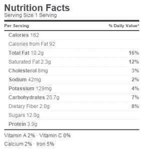 nutritionmaplewalnutpopcorn